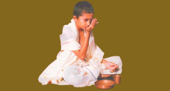 Vatu Samaradhane / ವಟು ಸಮಾರಾಧನೆ