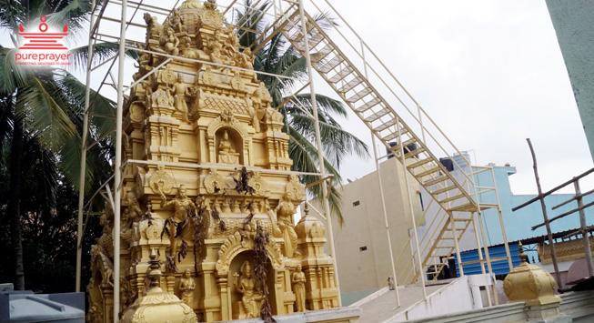 Sri Chamundeshwari Temple – Doddabommasandra