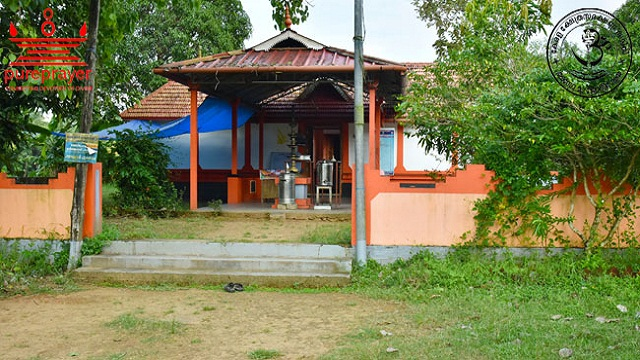 Kalarikkal Bhagavathy Temple – Ernakulam