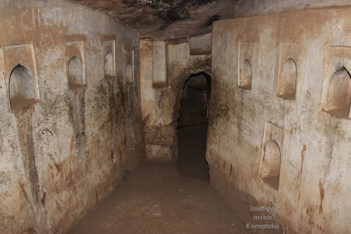Chandavalli Caves / ಚಂದವಲ್ಲಿ ಗುಹೆಗಳು