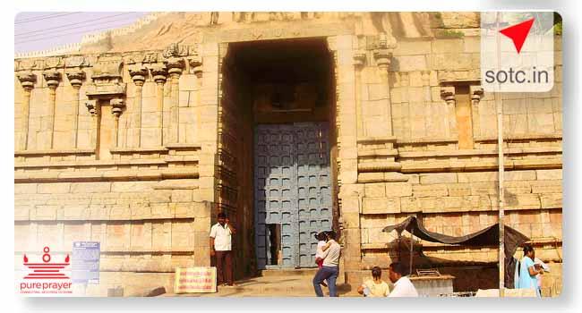 Namakkal Narasimha Swamy Darshan