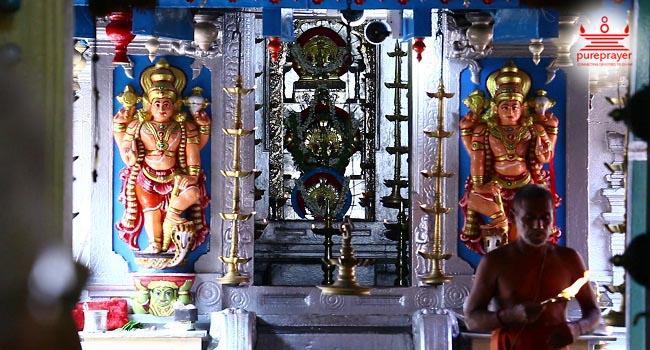 ദര്ശന സമയം / Temple timings