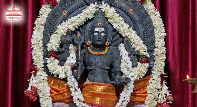 Sacred Ash / Bhasmahisheka/ ಭಸ್ಮಾಭಿಷೇಕ